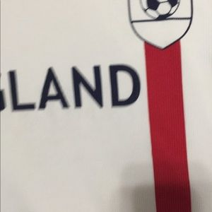 Shirts - England soccer jersey!